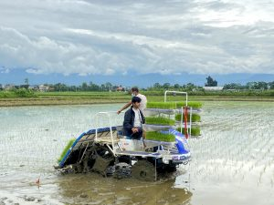 Nepal kicked off an agriculture modernisation drive, but it's not heading smooth enough