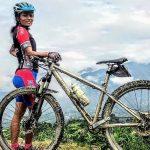 Nirjala Tamrakar: Meet Nepal's first woman to complete a full-distance triathlon