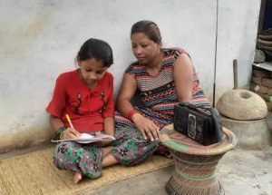 Radio still proves effective in making society aware of need for girls' education in Nepal