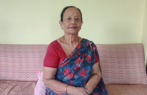 Sumati Bajracharya learned to read at 11. Then, she never stopped to inspire scores