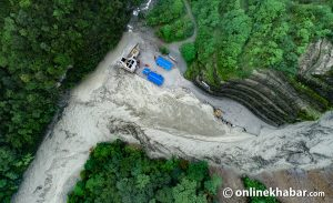 Floods pushed Melamchi water supply project into uncertainty: Govt