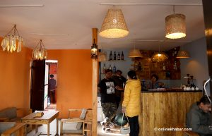 A Kathmandu lane, with theme-based restaurants, is changing the food business grammar