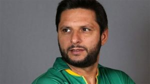 Shahid Afridi to play in Nepal in Sept-Oct