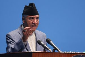 Sher Bahadur Deuba cabinet gets full shape after 3 months. Here's the full list