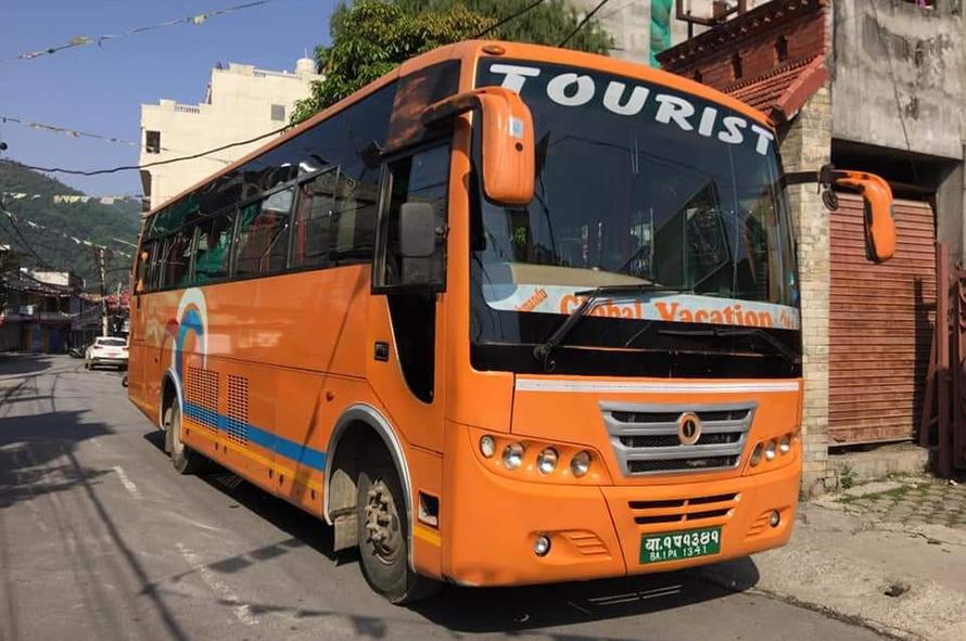 Kathmandu tourist buses resume services for major destinations