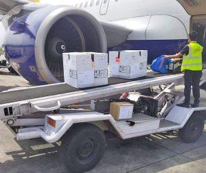 Bhutan-donated 300,000 doses of AstraZeneca vaccines arrive in Nepal