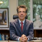 Outgoing French ambassador: Understanding Nepal takes time and effort, but it has a lot of potential for growth