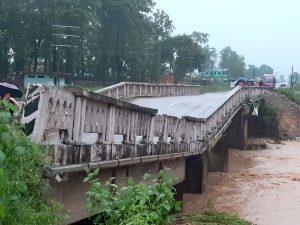 Landslides and floods obstruct several road networks in central, western Nepal