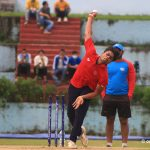 Gulshan Jha: Nepal's 17-year-old fast bowler shows promise for the future
