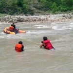 (Updated) Karnali boat capsize: 1 killed, 3 missing and 1 injured