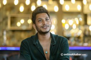 Najir Husen: A success that's quick yet backed by a long struggle in the Nepal film industry