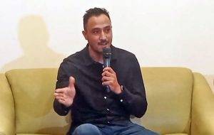 Paras Khadka shares his ambition for cricket management, then politics