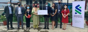 Standard Chartered donates Rs 16.3 million to Save the Children for Nepal Covid-19 response