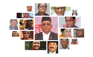 Nepal parties treat provincial governors as their pawns, threatening the nascent republicanism