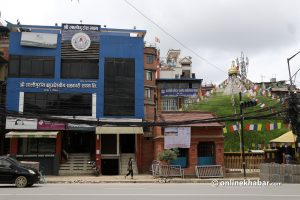 Samay Phalcha and Lalitpur city's long fight to restore the demolished monument