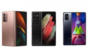 Samsung phones: Price in Nepal for August 2021. Plus, 5 best phones to buy