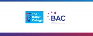 The British College accredited as an independent higher education institution