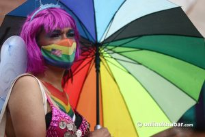 Why is Gai Jatra special for the LGBTQIA+ community in Nepal?