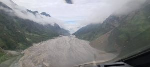 Another flood in Melamchi worries locals, stakeholders