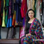 Mukta Shrestha: Leading Nepal fashion industry by blending the traditional into modern designs