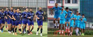 Nepal, India football teams to play 2 friendlies in September