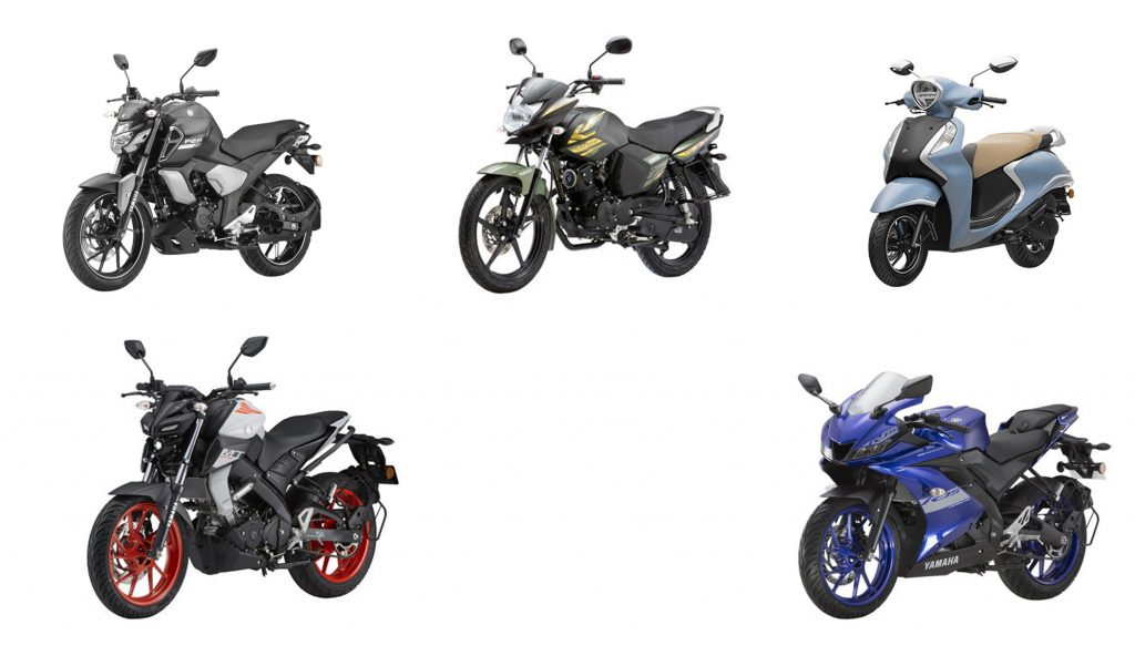 Yamaha bikes and scooters: Nepal price list for July 2021. Plus, 5 best models to watch