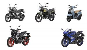 Yamaha bikes and scooters: Nepal price list for August 2021. Plus, 5 best models to watch