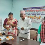Children's Day: 16-year-old girl leads Morang local government for a day