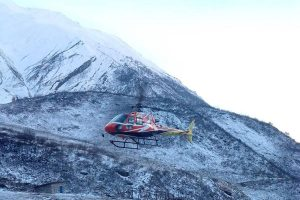 Dhaulagiri base camp attracts tourists, climbers after long Covid-19 pause