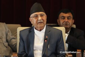 UML statute convention ensures KP Sharma Oli's reelection as the party chair