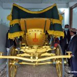 Narayanhiti Palace Museum unveils King Birendra's coronation carriage after 46 years