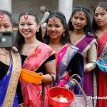 Teej, as a fashion opportunity for many, exposes deep-rooted class differences in Nepal