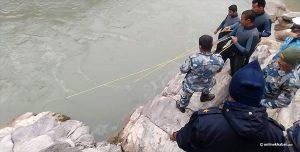 Chitwan: 3 missing in Trishuli car plunge