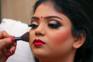 The use of makeup is increasing among Nepalis. So is the risk of lead poisoning