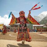 Photographing Chhyam Puja at Yalbang Gumba, Humla: A treat of natural beauty and cultural heritage