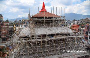 Kasthamandap reconstruction: The tough task has taught lessons about Kathmandu's ancient architecture