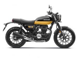 Honda CB350RS: The new launch with advanced features to face tough competition in Nepal