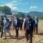PM Deuba takes stock of disaster-hit regions
