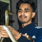 Basant Subedi: A man on the mission to rescue snakes from humans