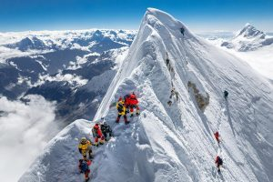 Will an ascent of Manaslu 'true summit' end a historic debate on Nepal mountains?