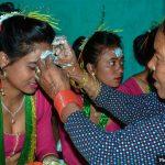 The white Dashain: Why some communities in Nepal wear white tika