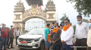 Indian passenger vehicles allowed to enter Nepal after 1.5 years