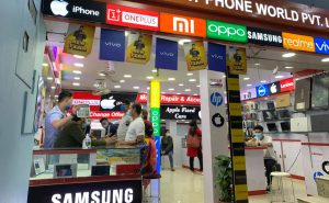 'Illegal import of mobile phones not controlled thanks to weak implementation of rule'