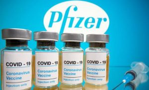 Nepal receives 100,000 doses of Pfizer Covid-19 vaccines from the US