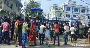 Sunsari town tense following inmate's death in police custody